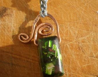 Reiki Healing Energy Handmade Pendant Necklace