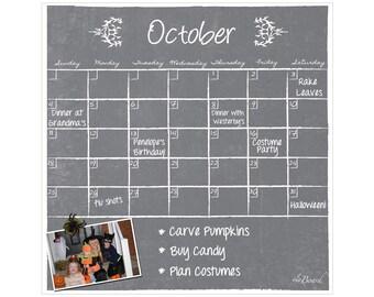 Kitchen Calendar,  Calendar for Kitchen