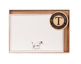 Terrier Correspondence Postcards