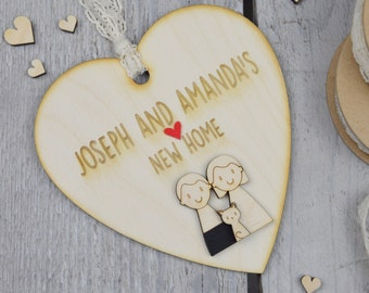 Couples New Home - housewarming gift - new home