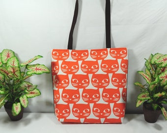 Tote bag, market bag, book bag, grocery bag