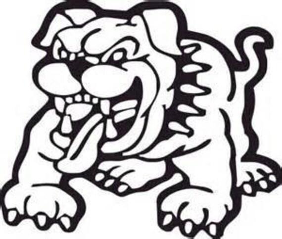 Bulldog decals, Vinyl stickers, USMC Decal, USMC, Devil dog Decals, US Marine decal, decals for men, vinyl decal, football, sports, dog love