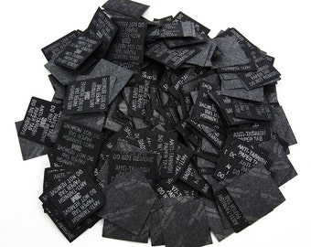 "Anti Tarnish Tabs (1"" X 1"") BY 3M   500 Count"