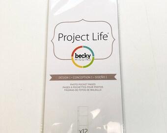 Project Life Design I Pocket Pages
