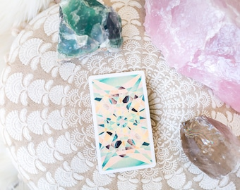 One Card Intuitive Reading (The Fountain Tarot)