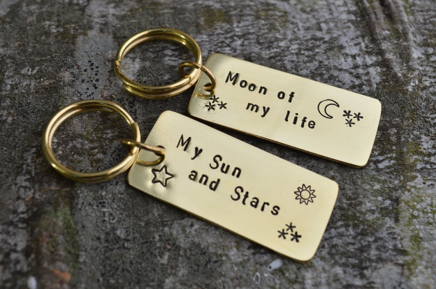 Game of Thrones, Anniversary Gifts For Men, Boyfriend Gift, Girlfriend Gift, Moon of My Life, Couples Keychain, Long Distance Relationship