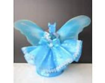 Ballet Fairy Dress for Barbie Dolls and Look alikes- Custom Made