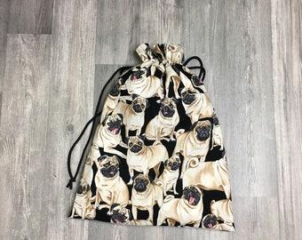 Waterproof bag, wet bag pugs