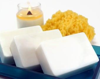 White Gardenia Soap, Gardenia Scented Soap, Floral Soap