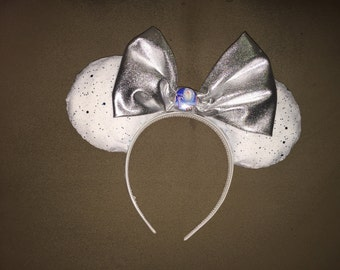 Original Cinderella themed custom Mickey Ears