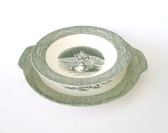 The Old Curiosity Shop Platter and Bowl Set