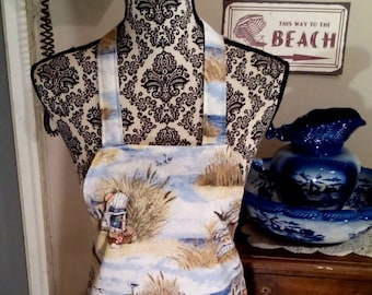This Way To the Beach Apron