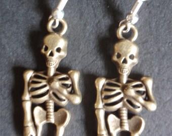 Skelly Earrings