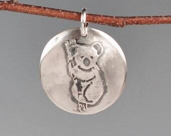 Koala Totem-talisman-charm-amulet