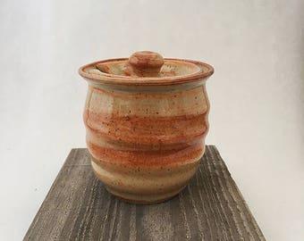 Honey pot/Jam jar