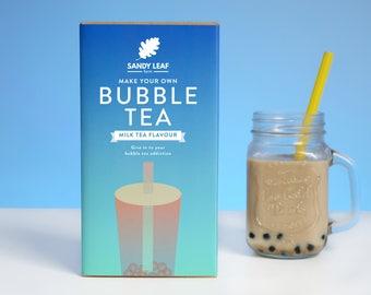 Bubble Tea Kit - Make Your Own Refreshing Bubble Tea!