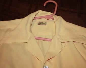 Vintage Challis Men's Shirt