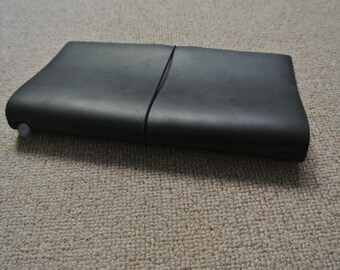 Leather Traveler's Notebook Cover