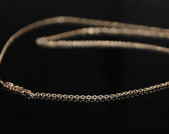 Gold Larger Breed Necklace