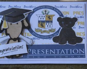 Presentation High School Graduation Card-2