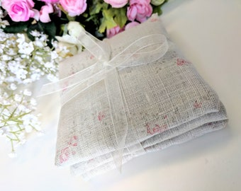 3 x Lavender Sachets, Lavender Pillows, Scented Sachets, Organic Lavender, Scented Drawer Liners, Drawer Liners, Home Fragrance