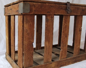 Maine Blueberry Crate | Berry Crate