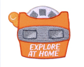 Explore At Home Patch