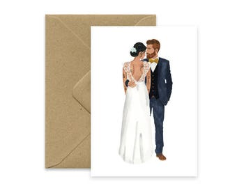 MARRIED LOVERS CARD