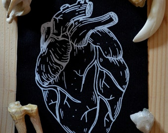 Patch Anatomical Heart