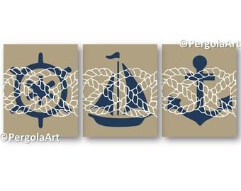 Nautical Art, Nautical Prints, Nautical Decor, Sailing Art, Beach Art, Beach House Decor, Nautical Nursery Art, Nautical  Instant Download