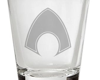 DC Super Hero Shot Glasses