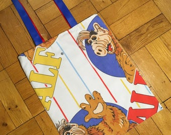 ALF - WRETRO WRAPPER tote bag
