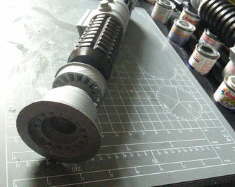 3d printed StarWars lightsaber kit Obi-Wan Kenobi