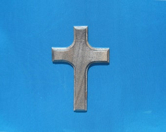 Item# CO0088, Wall Cross, Decorative Cross, Hanging Cross, Christian Decor, Corian Wall Cross, Handmade Cross, Religious Art, Wall Art