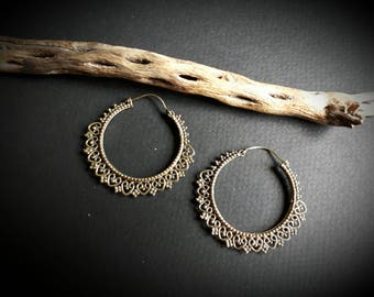 earrings *gypsy*