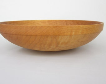 Quilted Maple Salad Bowl