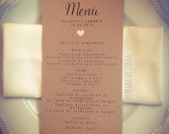 10 Country/Shabby Chic menu
