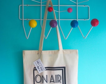 ON SALE! On Air Tote Shopper Bag - Natural Cotton