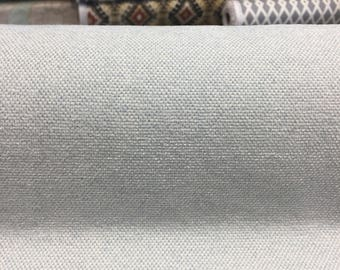 "Melano Light blue  Chenille upholstery Fabric  57"" by the yard"