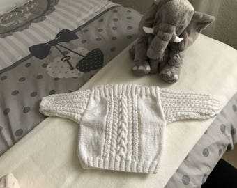 Sweater for baby 6 months