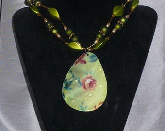Green Spring Pendant