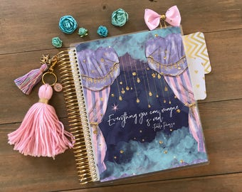 Original Stylish Planner™ Cover Set - Imagination: For use with Erin Condren Life Planner(TM), Happy Planner and Recollections Planner