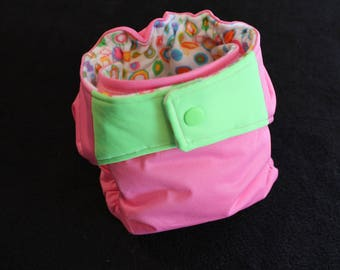 Alll in one cloth diaper