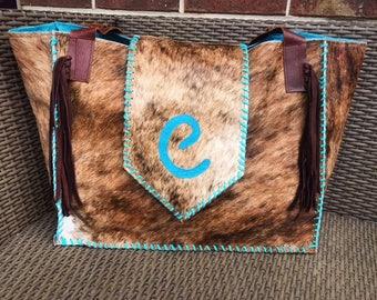 Custom Livestock Brand Diaper Bag OR Large purse