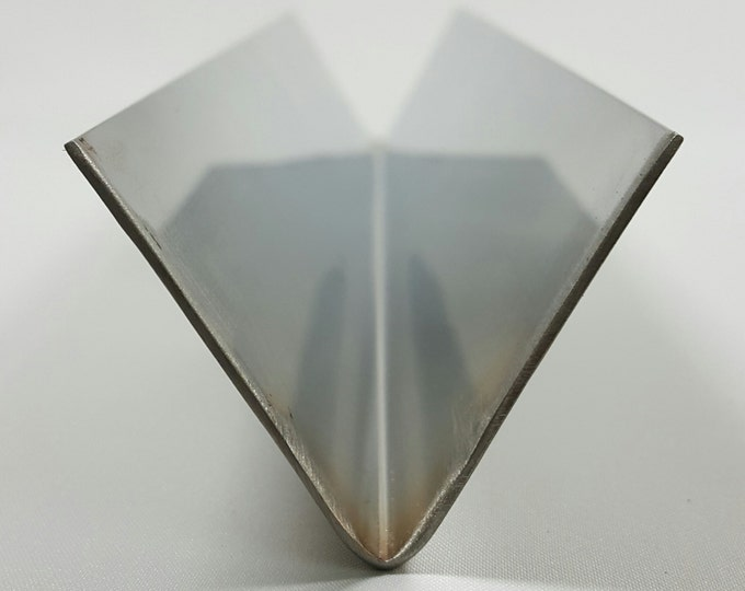 "Triangle Mold 12"" x 60 degree angle TM1260"