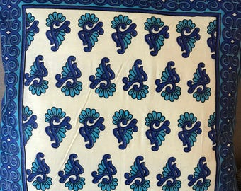Indian design cushion cover