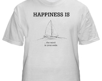 Sailing Happiness T-Shirt