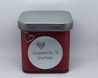 Ninatherapy Charming Soy Candle