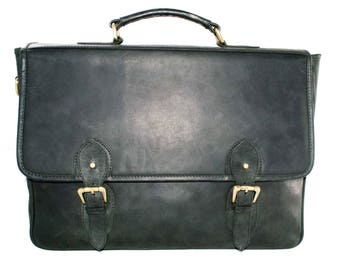 Hide Crafted Hunter Briefcase