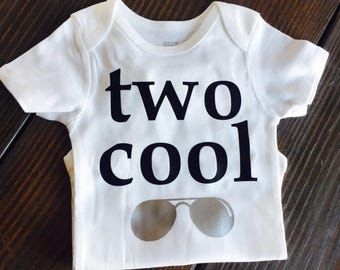 Two Cool | Second Birthday